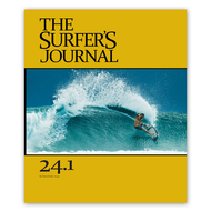 The Surfers Journal Magazine  (US) - 6 iss/yr (To US Only)