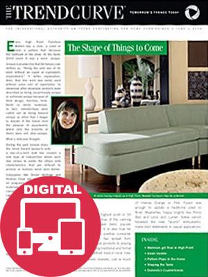 The Trend Curve Magazine  (US) Digital