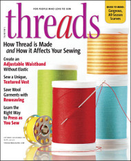 Threads Magazine  (US) - 6 iss/yr (To US Only)