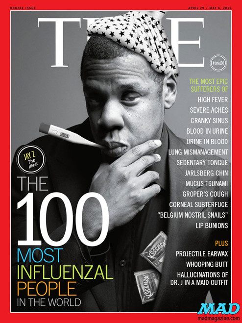 Time Magazine Subscription (US) - 56 iss/yr