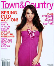 Town & Country Magazine  (US) - PRINT EDITION