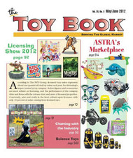 Toy Book Magazine  (US) - 12 iss/yr (To US Only)
