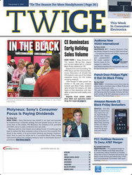 Twice Magazine  (US) - 29 iss/yr (To US Only)