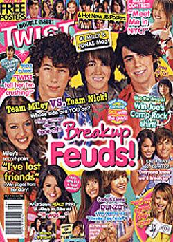 Twist Magazine Subscription (US) - 12 iss/yr
