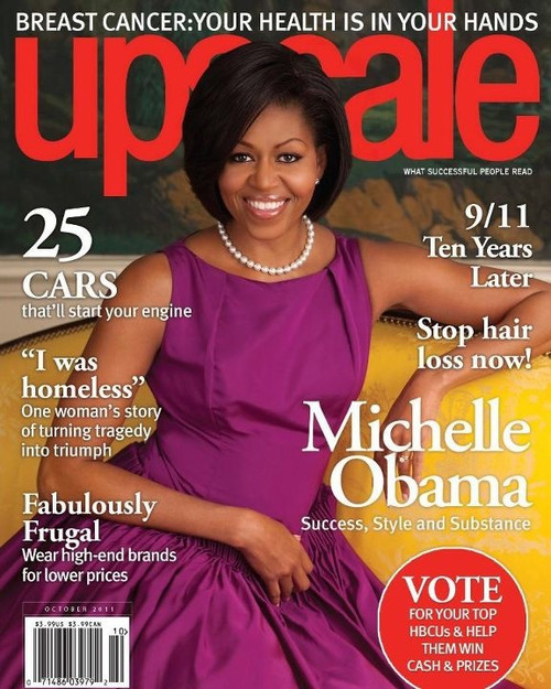 Upscale Magazine Subscription (US) - 9 iss/yr