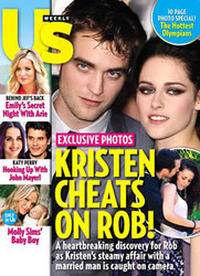 Us Weekly Magazine  (US) - 52 iss/yr (To US Only)