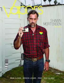 Vapors Magazine Subscription (US) - 10 iss/yr