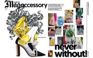 MagAccessory (formerly Vogue Accessory) Magazine  4 iss/yr