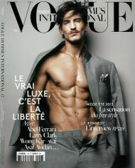 Vogue Hommes International Magazine (France) - 2 iss/yr (To US Only)