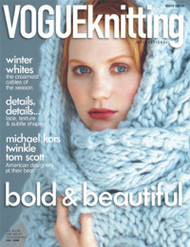 Vogue Knitting International Magazine  (Us) - 4 iss/yr (To US Only)