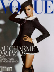 Vogue Paris Air Magazine  (France) - 10 iss/yr (To US Only)
