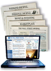 Wall St. Journal - Online Magazine Subscription (US) - 260 iss/yr