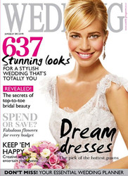 Wedding Magazine Subscription (UK) - 12 iss/yr