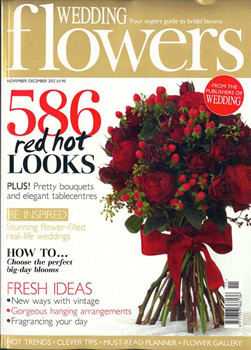 Wedding Flowers Magazine Subscription (UK) - 6 iss/yr