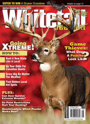 Whitetail Journal Magazine  (US) - 6 iss/yr (To US Only)