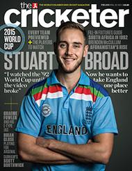 Wisden Cricket Monthly - Aka Cricketeer Intl Magazine Subscription (UK) - 12 iss/yr