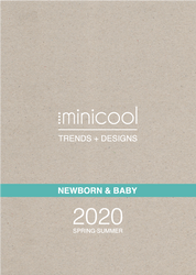 Minicool Baby - Trend Forecast for Babies Spring/Summer 2020