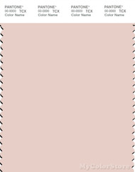PANTONE SMART 12-1206X Color Swatch Card, Silver Peony