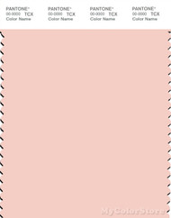 PANTONE SMART 12-1207X Color Swatch Card, Pearlblush