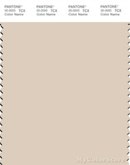 PANTONE SMART 12-1403X Color Swatch Card, Tapioca
