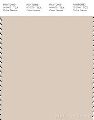 PANTONE SMART 12-1404X Color Swatch Card, Pink Tint