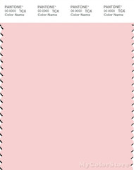 PANTONE SMART 12-1706X Color Swatch Card, Pink Dogwood