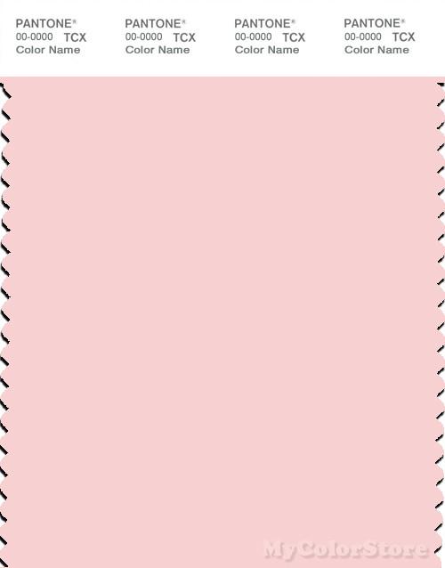 PANTONE SMART 12-1706X Color Swatch Card, Pink Dogwood