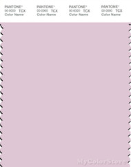 PANTONE SMART 12-2903X Color Swatch Card, Light Lilac