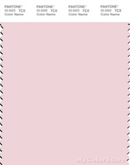 PANTONE SMART 12-2904X Color Swatch Card, Primrose Pink