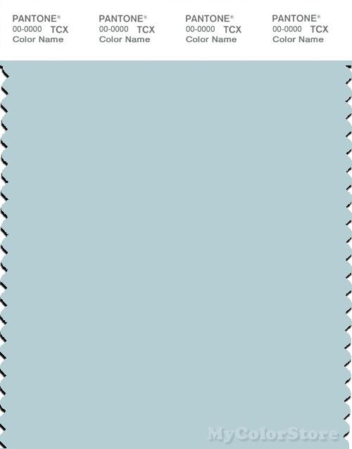 PANTONE SMART 12-4609X Color Swatch Card, Starlight Blue