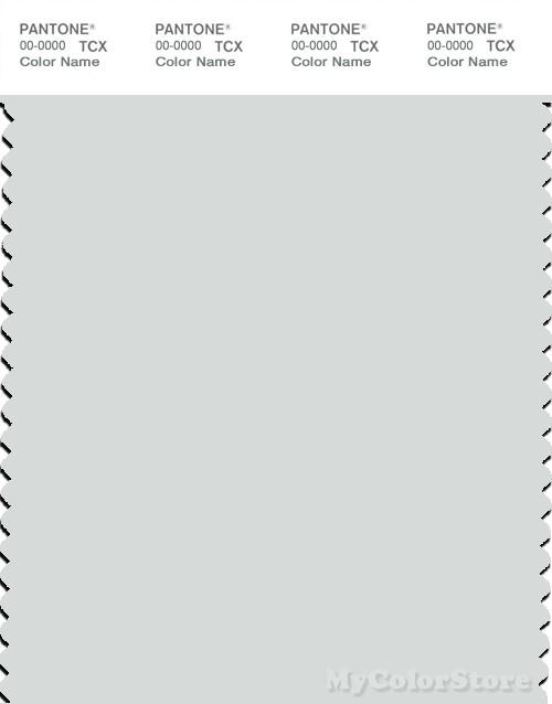 PANTONE SMART 12-4705X Color Swatch Card, Blue Blush