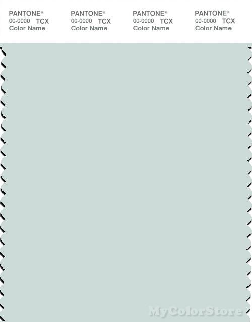 PANTONE SMART 12-4806X Color Swatch Card, Chalk Blue