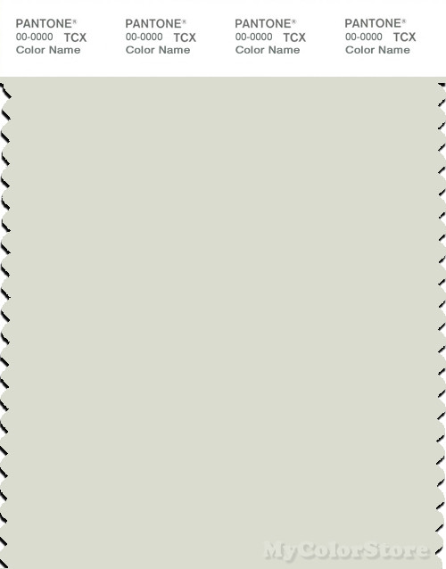 PANTONE SMART 12-5201X Color Swatch Card, Icicle