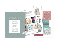Minicool Baby - Original Graphic Design for Babies S/S 2023