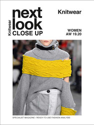 Next Look Close Up Women Knitwear Subscription - (PRINT VERSION)