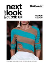 Next Look Close Up Women Knitwear  - (PRINT VERSION)
