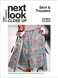 Next Look Close Up Women Skirts & Pants Subscription - (PRINT VERSION)