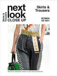 Next Look Close Up Women Skirts & Trousers  - (PRINT ED.)