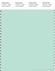 PANTONE SMART 12-5808X Color Swatch Card, Honeydew
