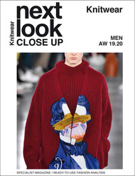 Next Look Close Up Men Knitwear Subscription -  (DIGITAL VERSION)