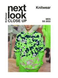 Next Look Close Up Men's Knitwear  -  (DIGITAL ED.)