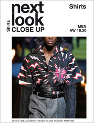 Next Look Close Up Men Shirts Subscription -  (DIGITAL VERSION)
