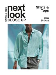 Next Look Close Up Men's Shirts  -  (DIGITAL ED.)