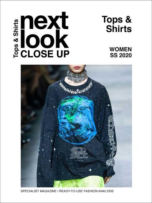 Next Look Close Up Women Tops + Shirts  -  (DIGITAL VERSION)