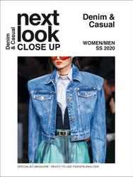 Next Look Close Up  Women Denim + Casual Subscription - (DIGITAL VERSION)