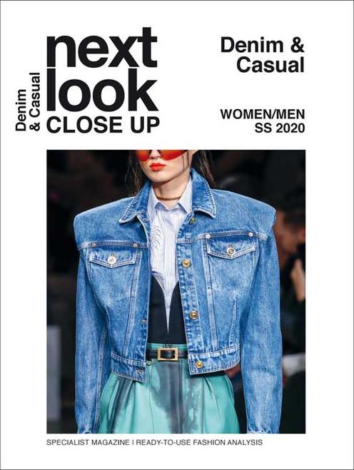 Next Look Close Up  Women Denim + Casual  - (DIGITAL VERSION)