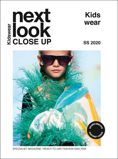 Next Look Close Up Kids  -  (DIGITAL + PRINT VERSION)