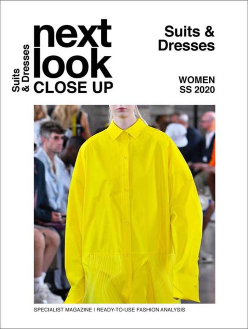 Next Look Close Up Women Suits & Dresses  -  (DIGITAL + PRINT VERSION)
