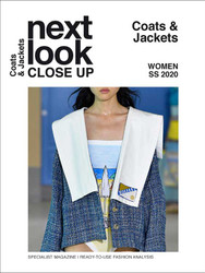Next Look Close Up Women Coats + Jackets Subscription -  (DIGITAL + PRINT VERSION)
