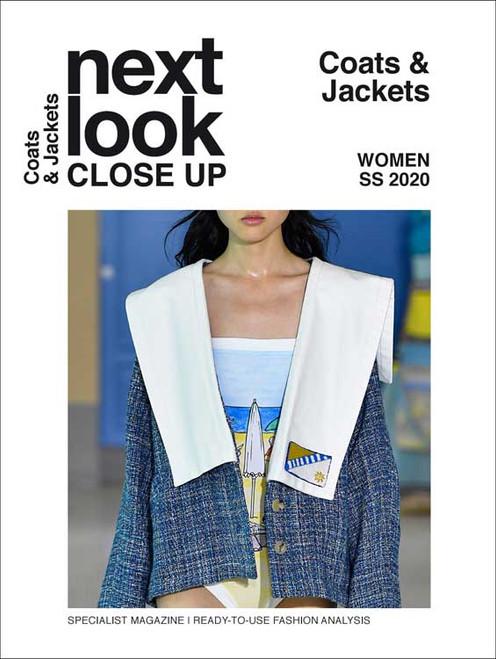 Next Look Close Up Women Coats + Jackets  -  (DIGITAL + PRINT VERSION)